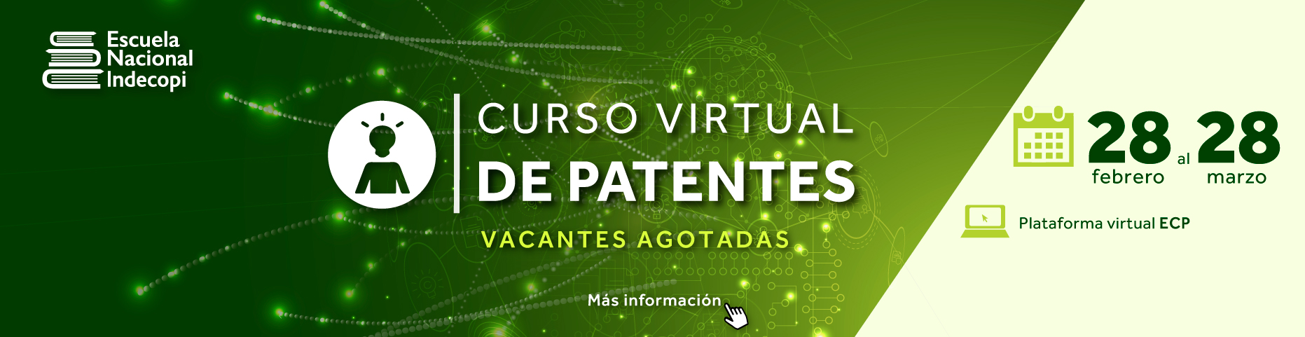 Curso virtual de Patentes 2020